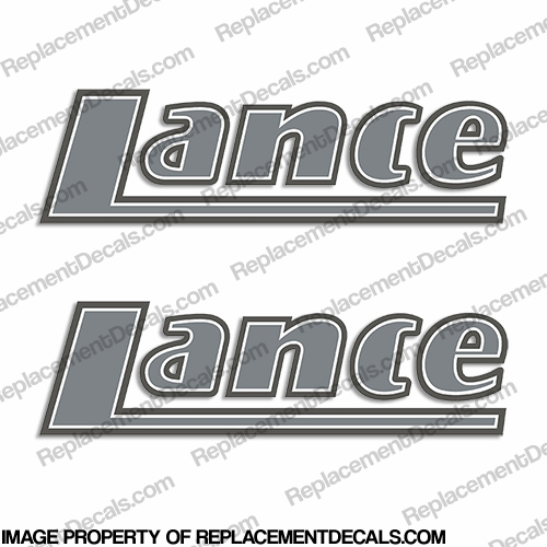 Lance RV Decals (Set of 2)