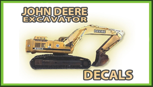 John Deere Decals