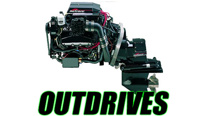 Mercruiser Outdrives