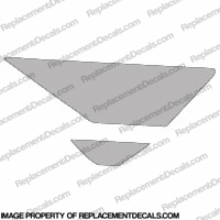 F4i Right Tank Wing Decal (silver)