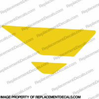 F4i Right Tank Wing Decal (Yellow)