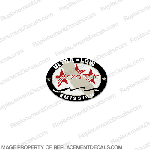 "Honda 3 Star ""Ultra Low Emission"" Decal"
