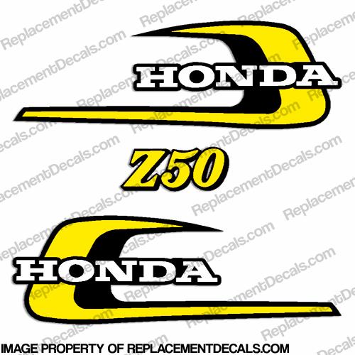 Honda Atvmx Decal Kits
