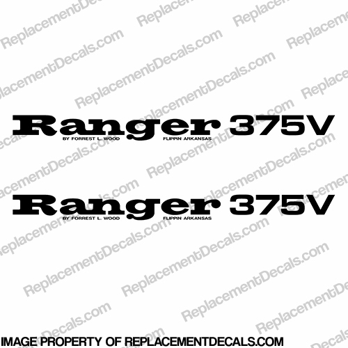 ranger decals