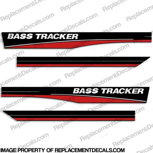 Marine Decals - Boat vinyl decalstracker inch boat graphic vinyl decals set ofgreat