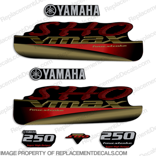 Yamaha decal kits page 3 for Yamaha replacement decals