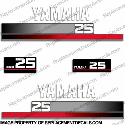 Yamaha decal kits for Yamaha replacement decals