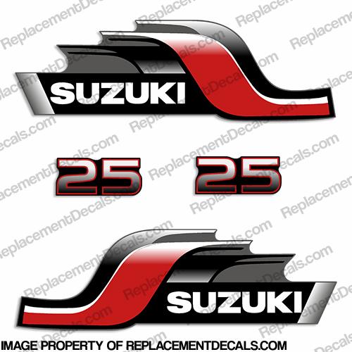 Suzuki 25hp dt25c manual