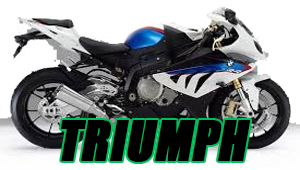 Triumph Decals
