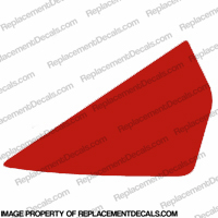 954 Right Tank Decal (Red)
