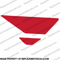 F4i Right Tank Wing Decal (Red)