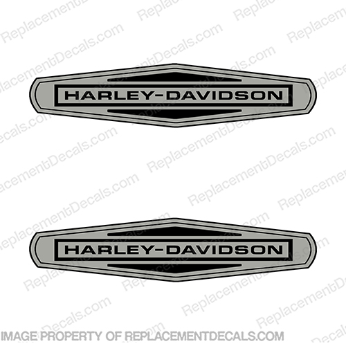 Harley-Davidson FLH 1200 Decals (Set of 2) - 1970s  Harley, Davidson, Harley Davidson, 1200,  road, king, 1970, 1971, 1972, 1973, 1974, 1975, 1976, 1977, 1978, 1979, 1980, 1981, 1982, , 2000, 99, 99, 00, 00, 2009, 2010, 2012, 2011, 2013, 2014, softtail, soft-tail, harley-davidson, v, decal, sticker, emblem, flhr, FLH, road, king, roadking,