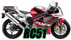 RC51 Decals