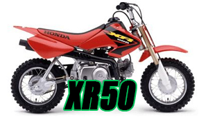 XR50 Decals