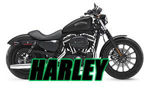Harley Decals