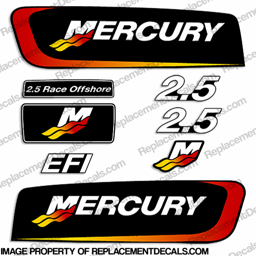 Mercury Decals, Page 13