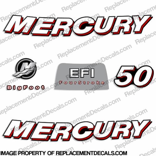 Mercury Decals, Page 13