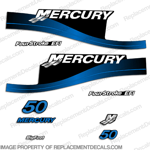 Mercury Decals Page 13