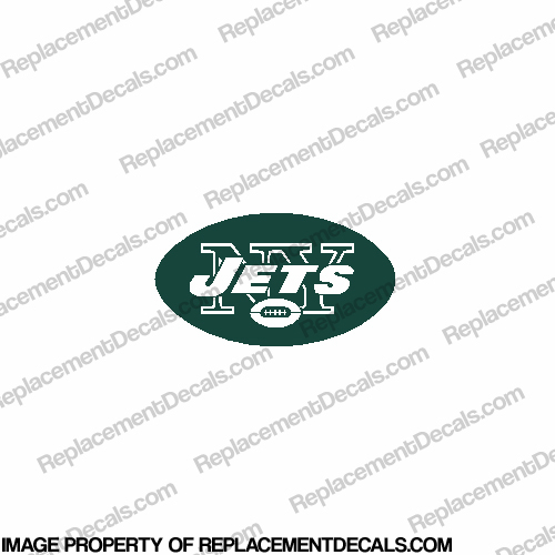 NFL New York Jets Decal 6""
