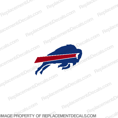 NFL Buffalo Bills Decal 6""