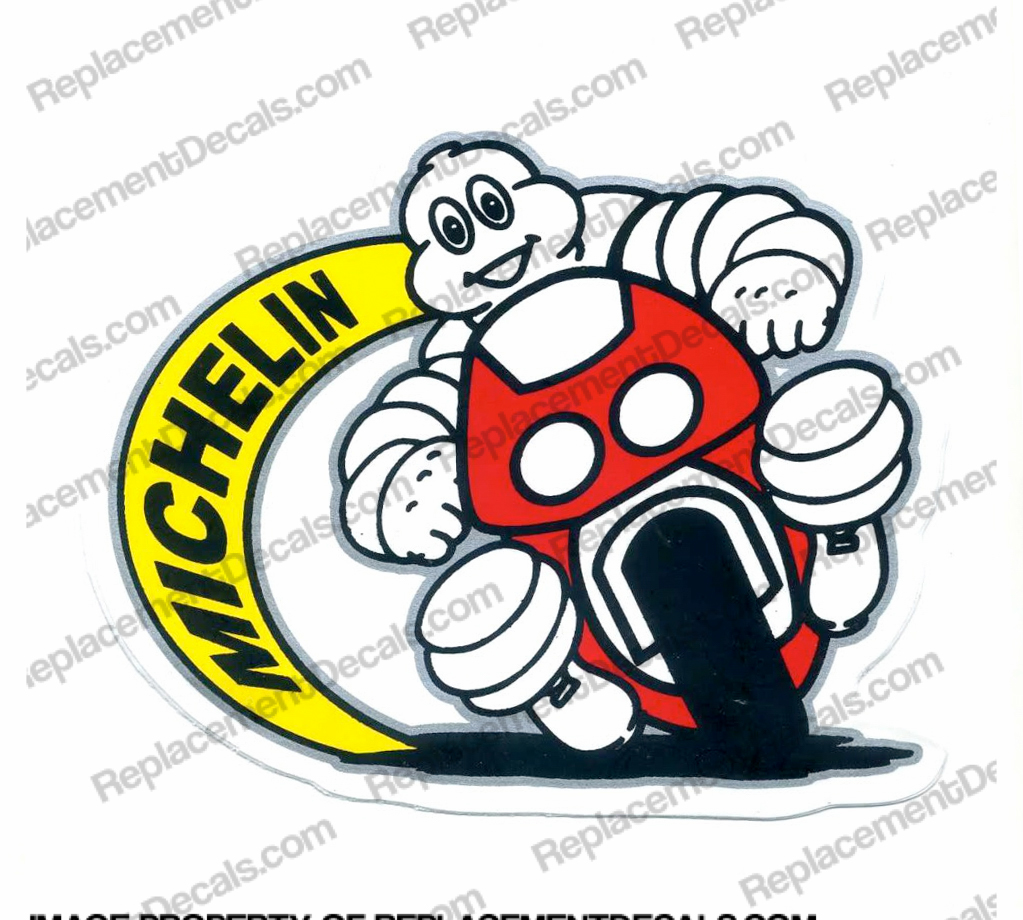 Michelin MotoGP Decal