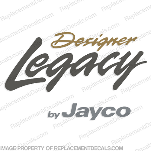 Designer Legacy by Jayco Decals